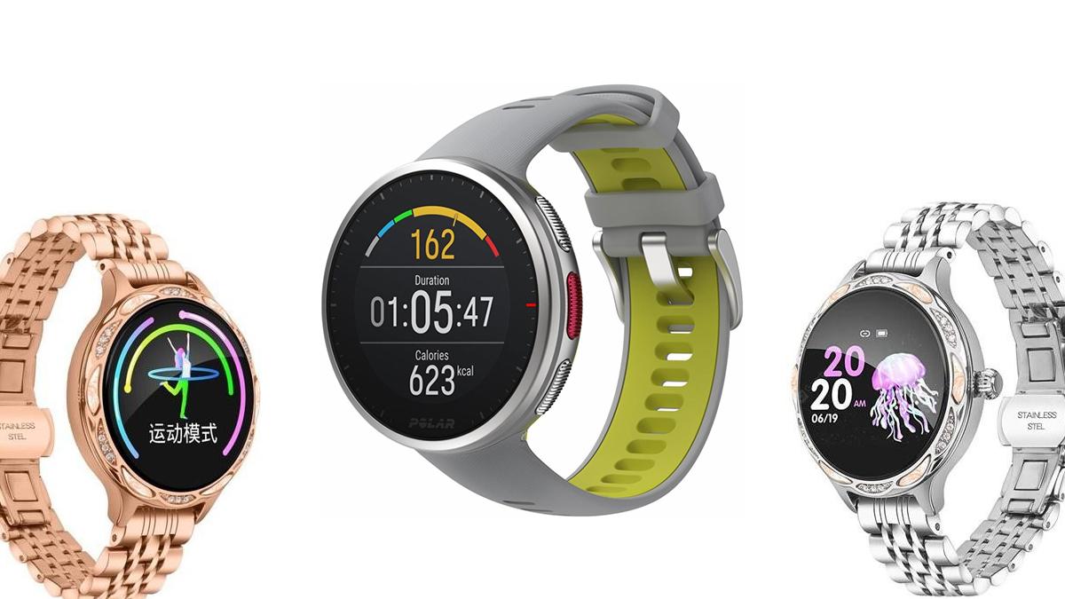 Chytré hodinky nově v obchodech – pro sportovce, dámy i pro děti