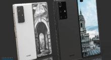 Specifikace Huawei Mate X2 poodhaleny: Kirin 9000 a 50MPx fotoaparát