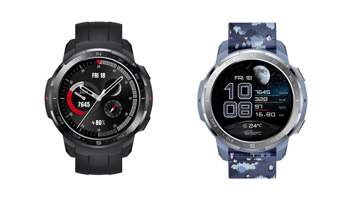 Honor Watch GS Pro a ES přichází do Česka s cenou od 2 499 Kč