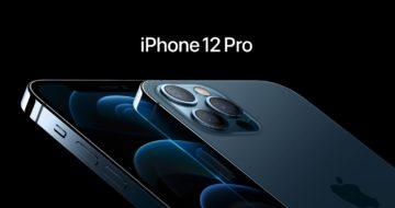 Nový iPhone 12 Pro a Pro Max představen - nový design spolu s 5G, cena stále od 29 990 Kč
