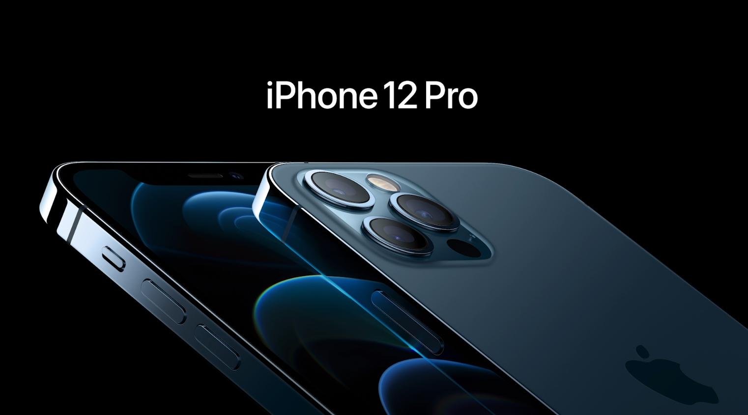 iPhone 12 Pro má vyšší RAM, levnější modely se neposunuly