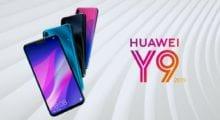 Huawei Y9 (2019) přichází a nabízí velkou baterii