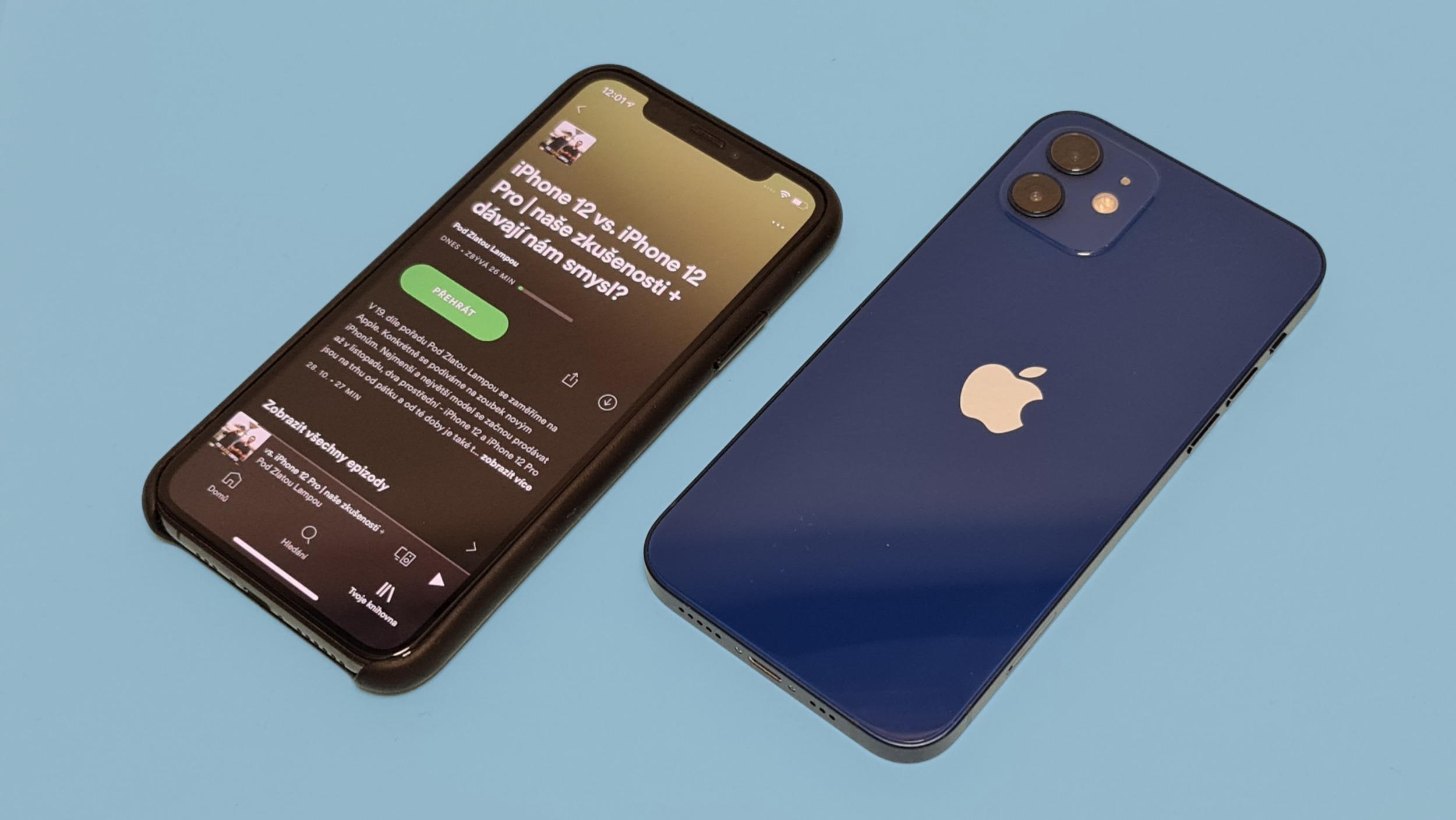 iPhone 12 vs. iPhone 12 Pro | naše zkušenosti + dávají smysl? – podcast #19