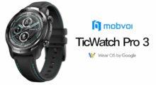 TicWatch Pro 3 zřejmě dostanou LTE variantu