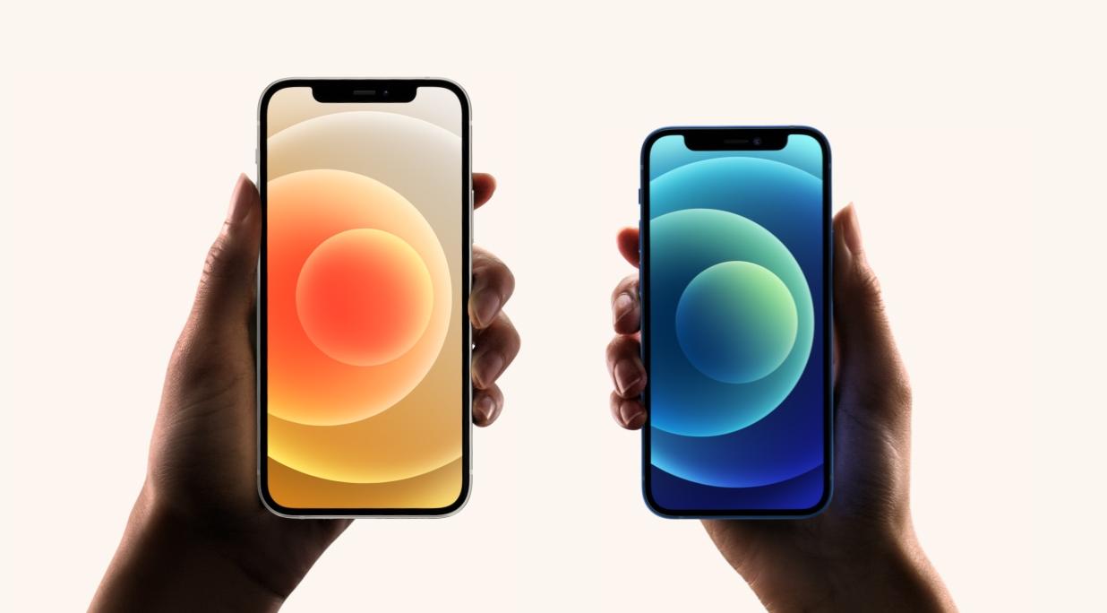 iPhone 12 a iPhone 12 mini oficiálně představeny