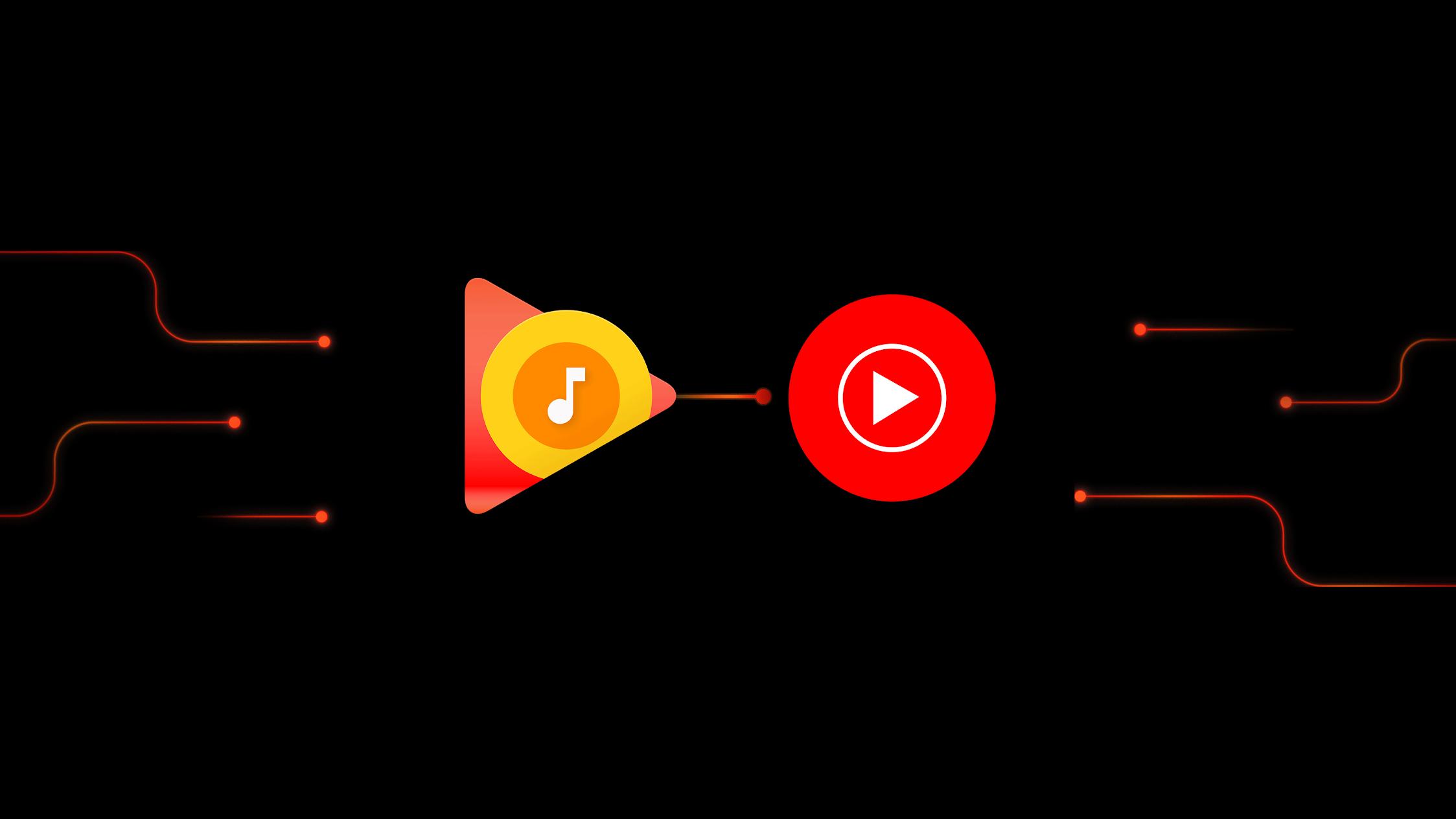 Google oficiálně přestal prodávat hudbu, odkazuje už jen na Youtube Music