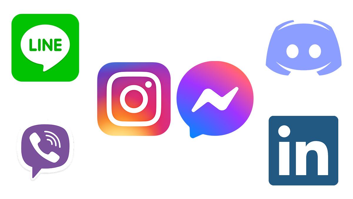 Komunikační platformy obsahují zranitelnosti při posílání odkazu