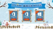 Vánoční nadílka od U2Key: Windows 10 už za 7.31 EUR! [sponzorovaný článek]