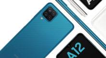 Samsung představil Galaxy A12, cena začíná na 4 799 Kč