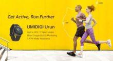 Umidigi vydalo nové sportovní hodinky Urun