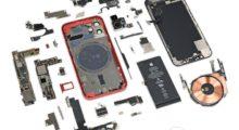 iFixit rozebral nejmenší iPhone 12