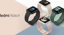 Redmi Watch hodinky oficiálně představeny, cena startuje na 900 Kč
