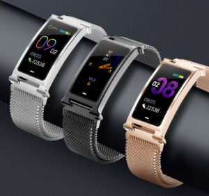 Chytry kovovy fitness naramek Smartomat Silentband 2 chytre hodinky 3 1200x1128x