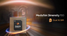 Dimensity 700 je nový procesor s podporou 5G