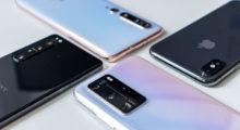 Huawei zaznamenal pokles prodejů téměř o 60 %, Xiaomi a Oppo naopak rychle rostou