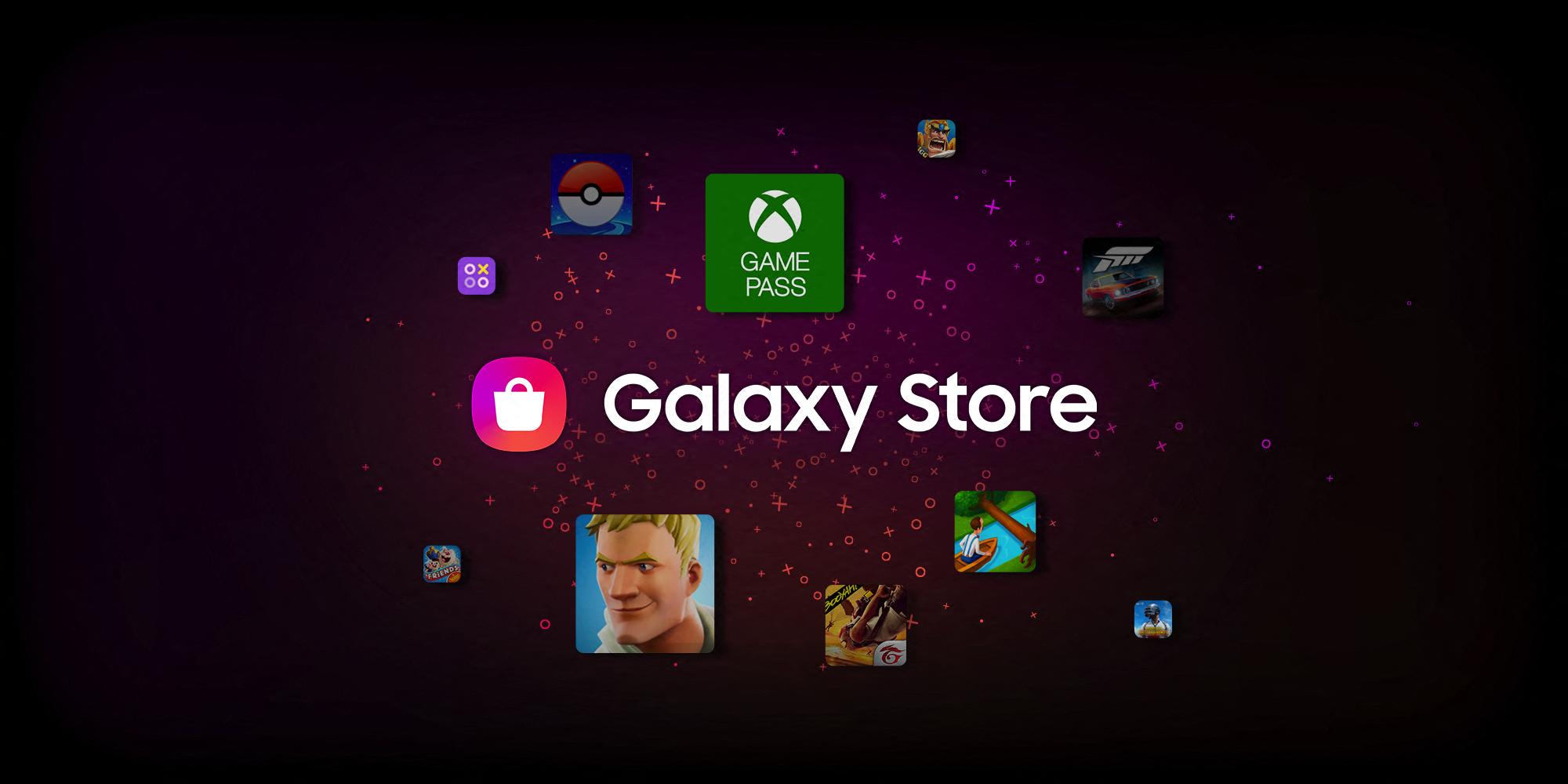 Galaxy Store mění zaměření více na hry