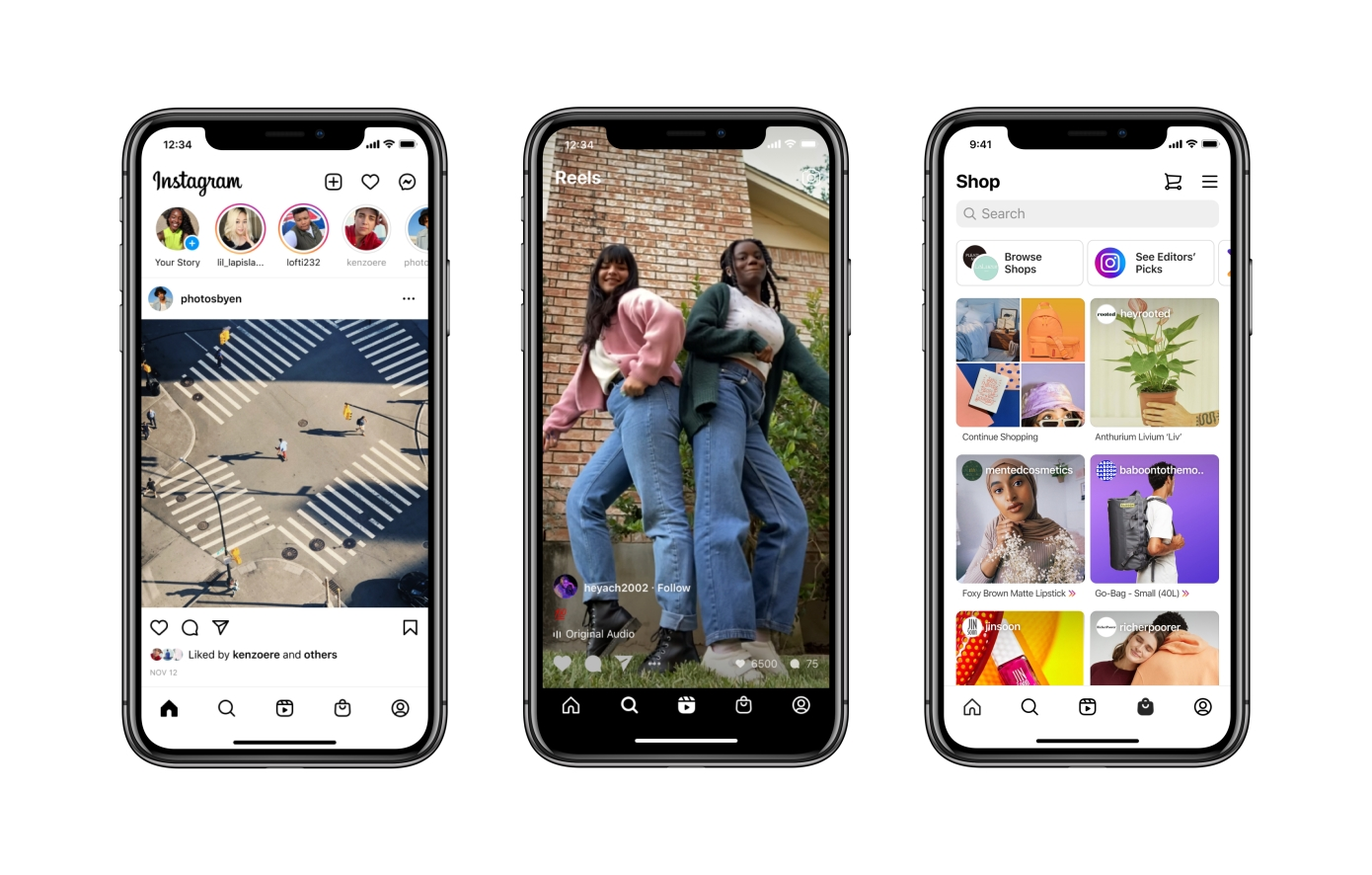 Instagram Reels brzy nabídnou reklamy