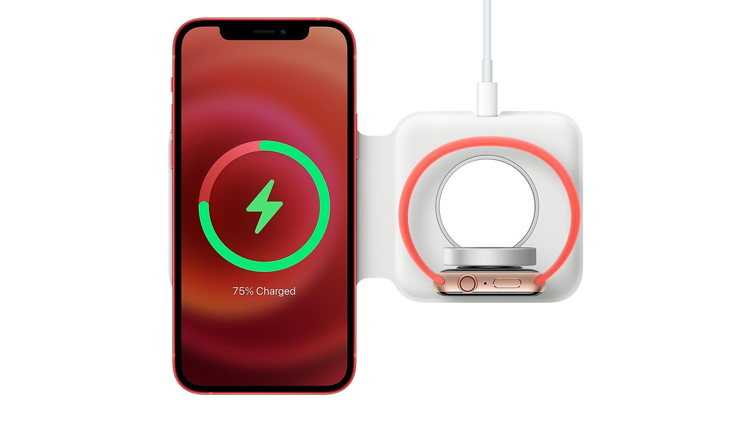 Nabíječka Apple MagSafe Duo nedodává iPhonům maximální výkon 15 W