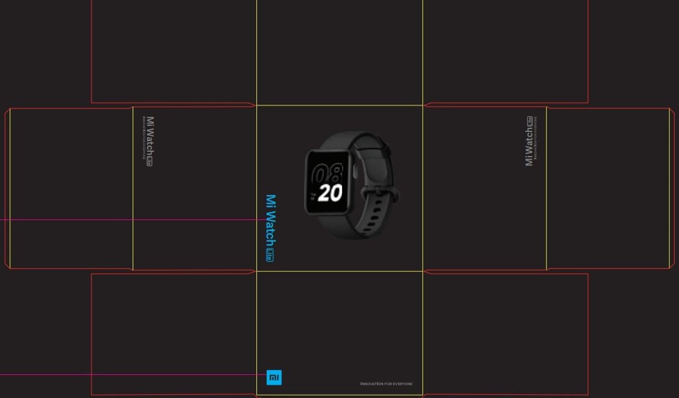 Xiaomi dokončuje hodinky Mi Watch Lite