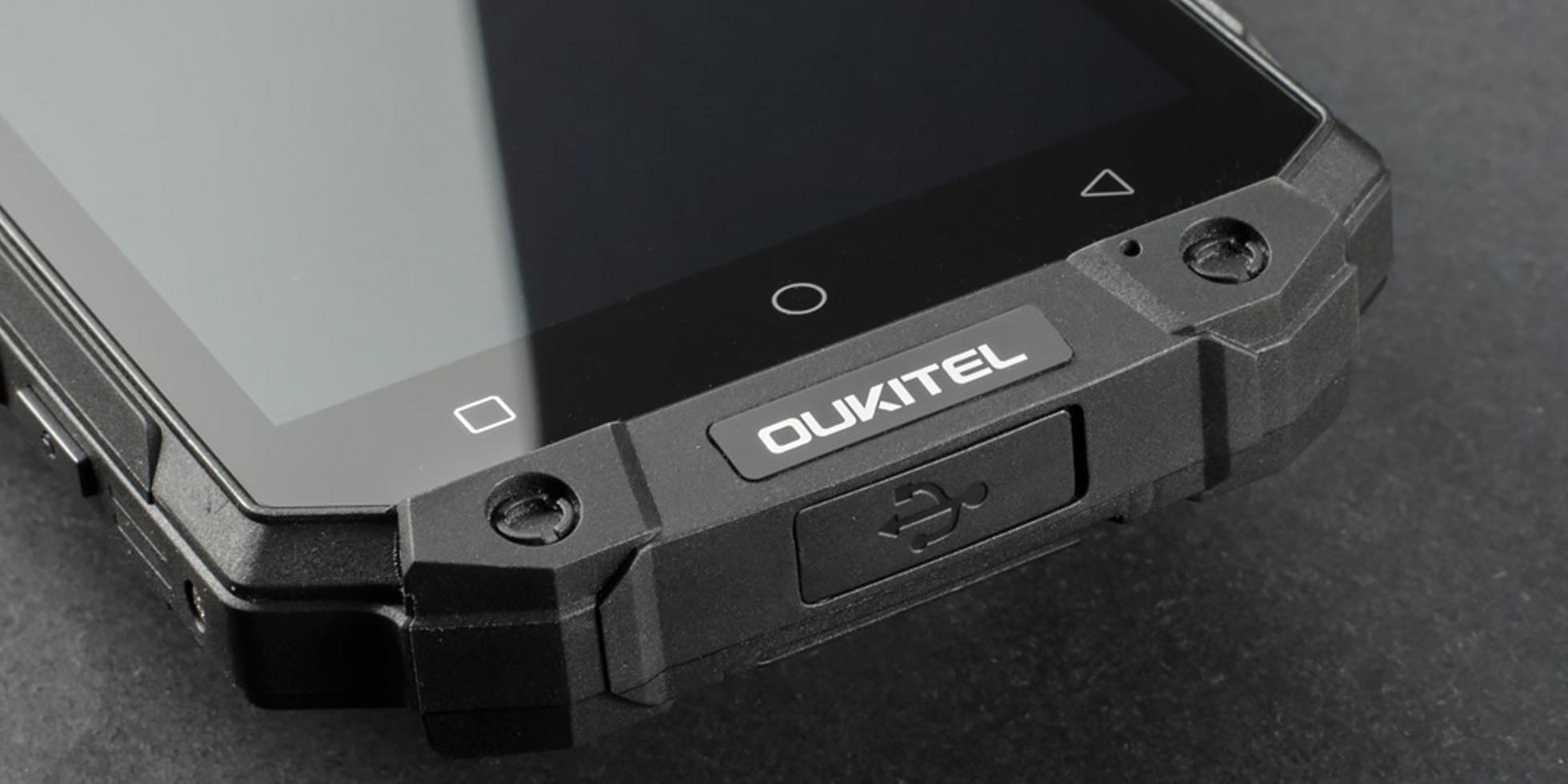 Oukitel WP10 překvapí 5G modulem