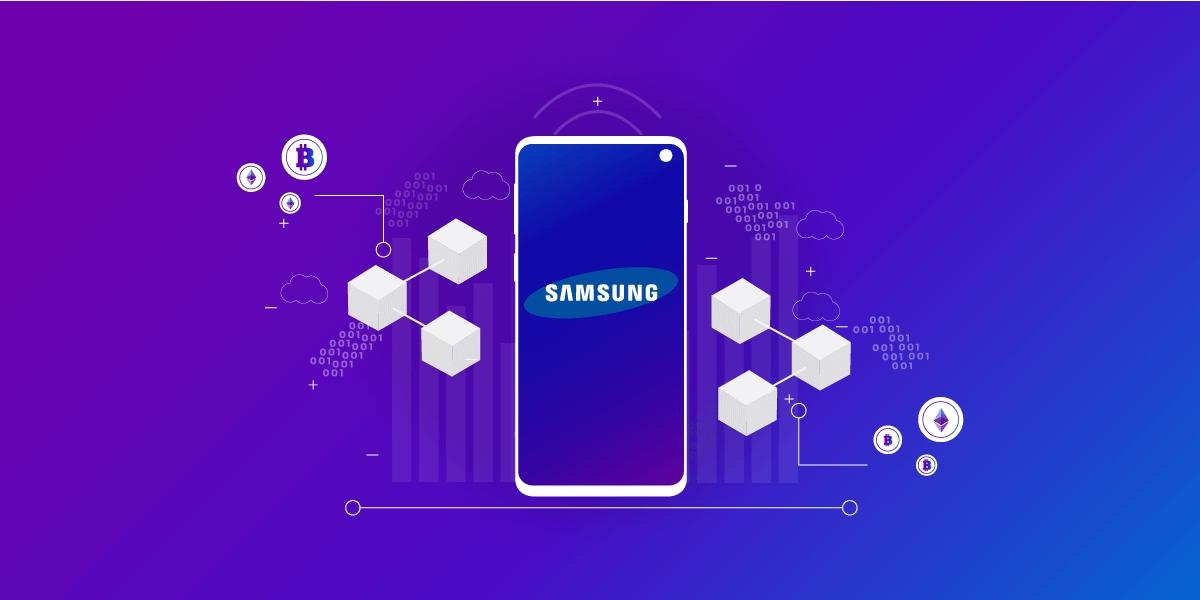 Smartphony Samsung Galaxy nově mohou spravovat hardwarové kryptopeněženky