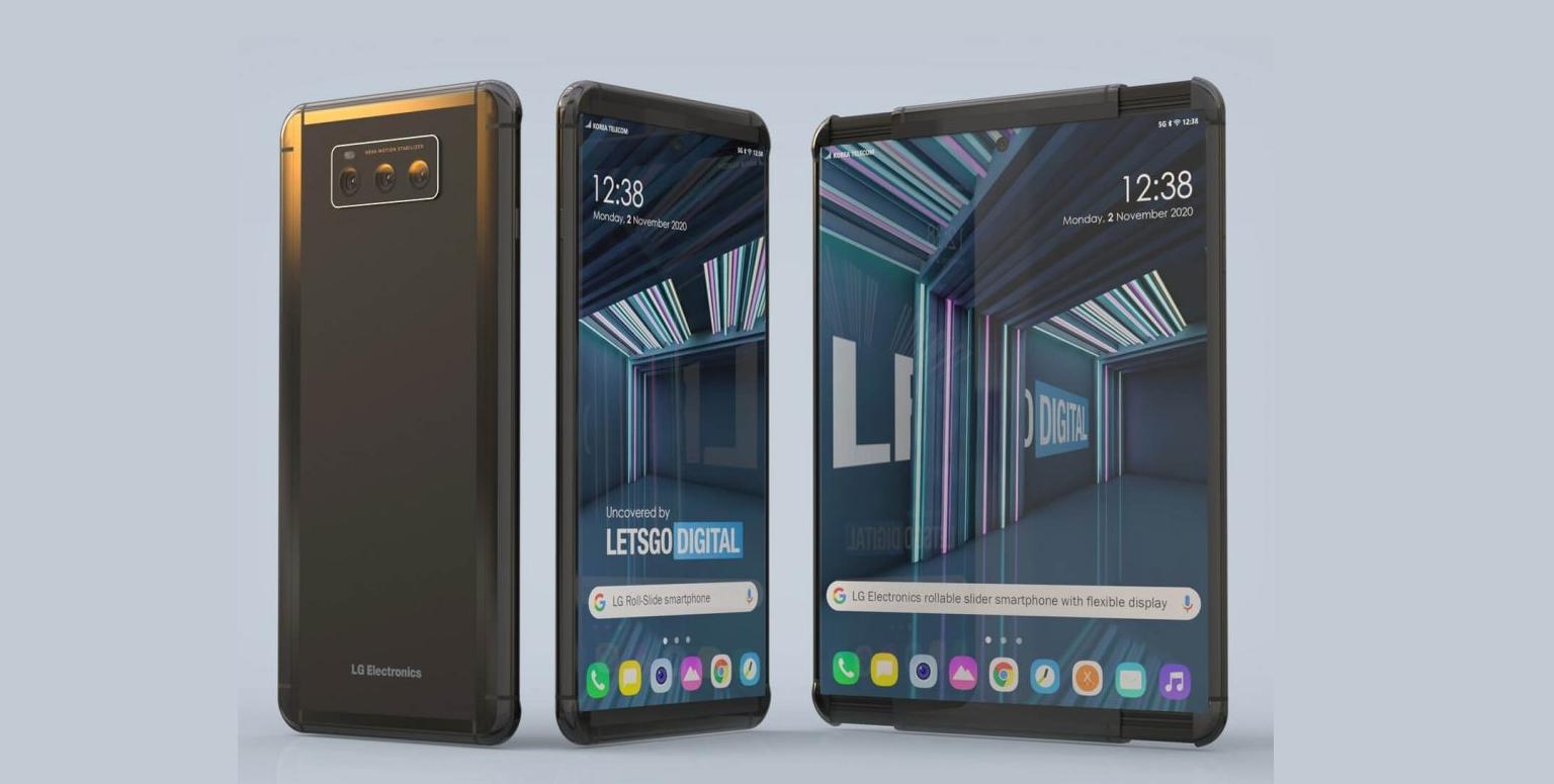 První ukázka LG Rollable, smartphonu s rolovatelným displejem [aktualizováno]