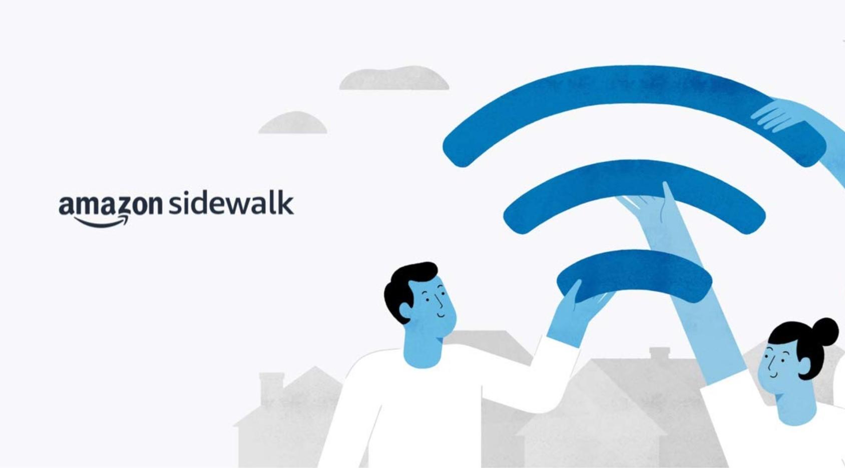 Amazon Sidewalk chce propojit všechno se vším
