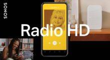 Sonos Radio HD je placená hudební streamovací služba