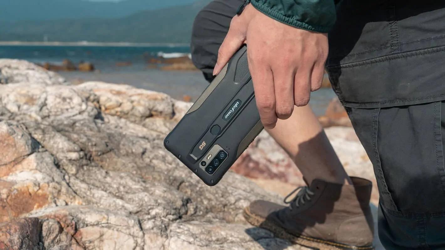 Ulefone Armor 10 5G je první odolný telefon s 5G