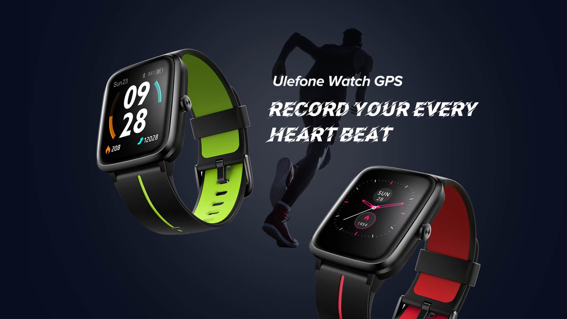Ulefone Watch GPS 1920x1080x