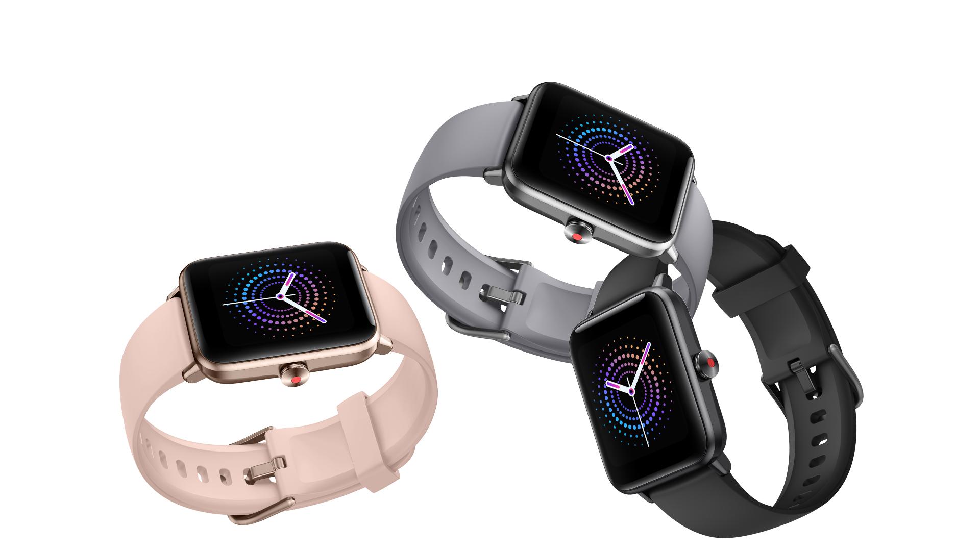 Ulefone ukázalo trio nových hodinek