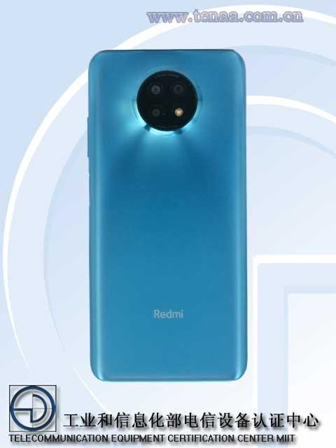 Xiaomi Redmi Note 9 5G 2 480x640x