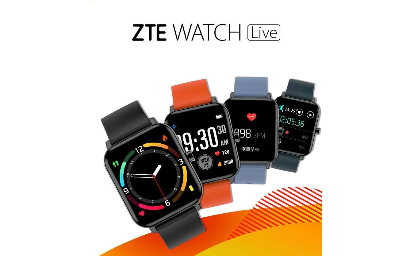 ZTE Watch Live