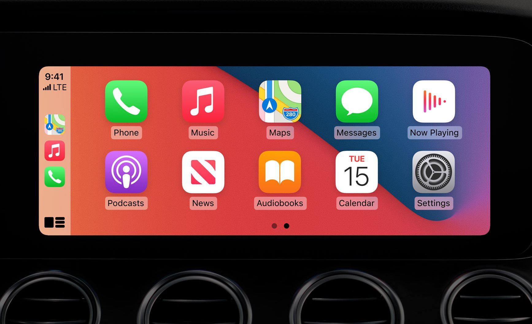 Waze bude brzy podporovat split-view zobrazení v Apple CarPlay
