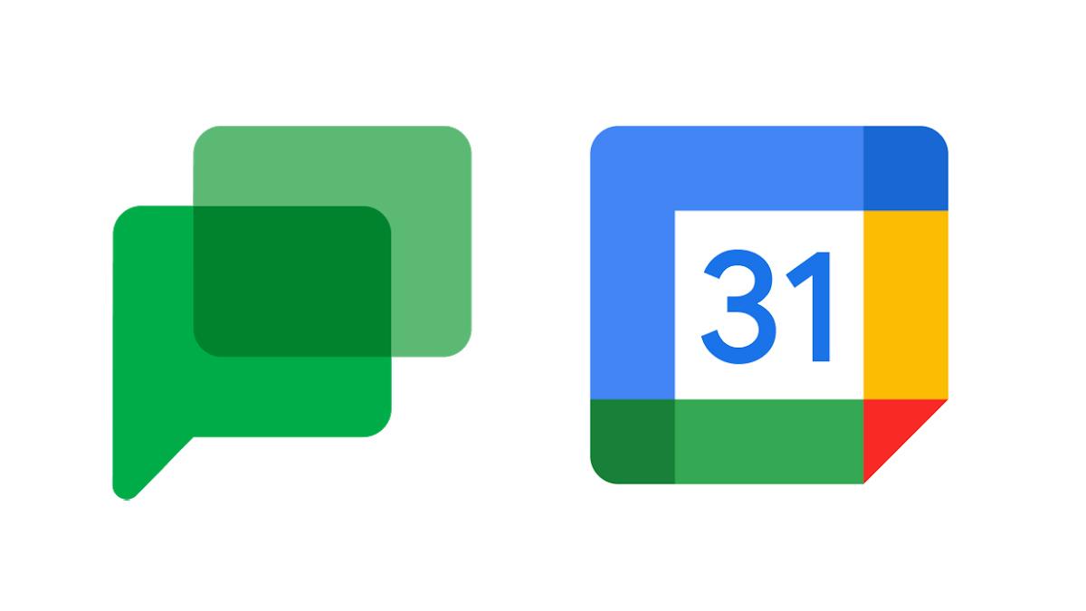 Google Chat dostává integraci Kalendáře