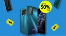 Získejte až 50% slevu v rámci akce Cubotu během 11.11 Global Shopping Festival [sponzorovaný článek]