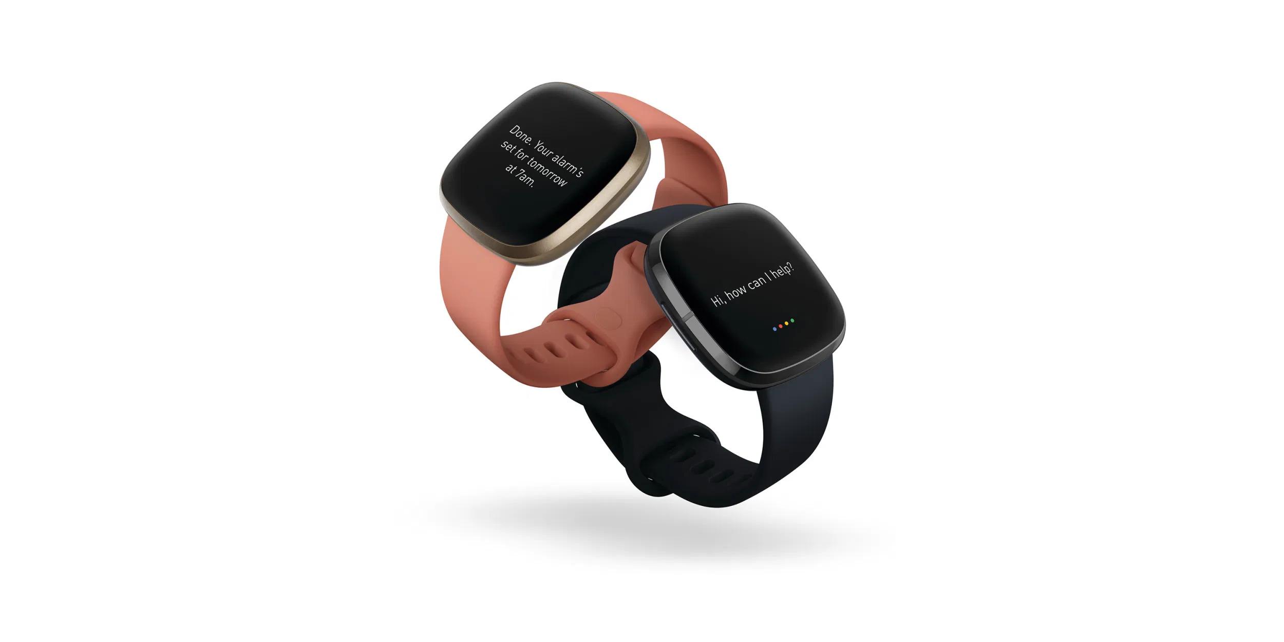 Fitbit Sense a Versa 3 získávají významné novinky