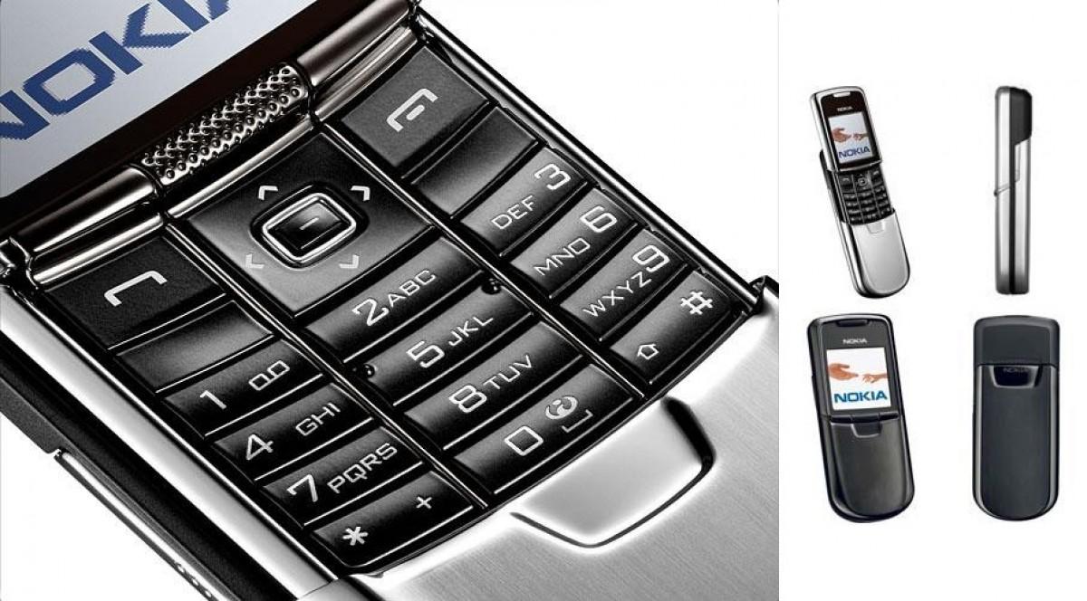 Nokia chystá velký comeback řady 6300 a 8000