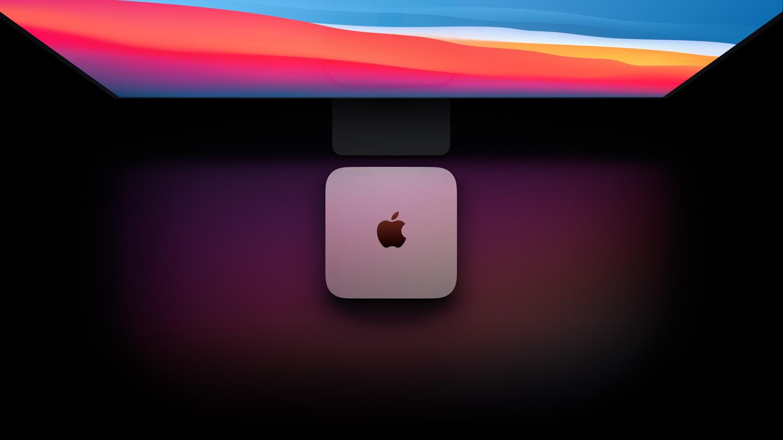 Mac mini též získává ARM procesor Apple M1