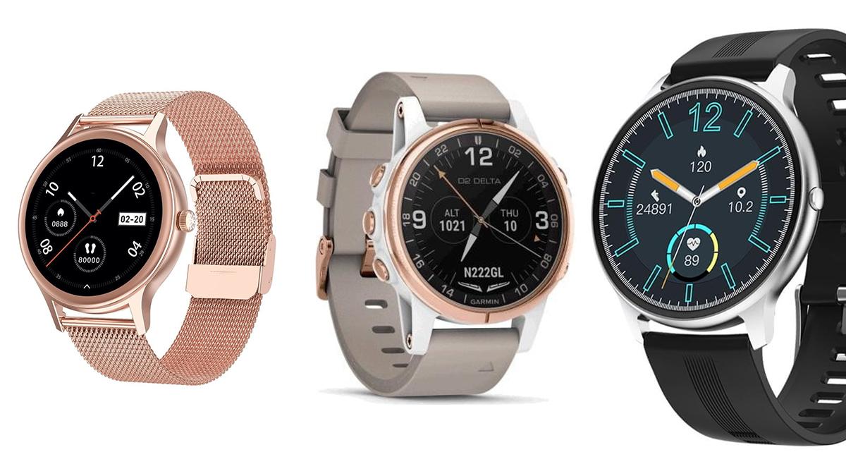 Chytré hodinky nově v obchodech – luxus i nízká cena