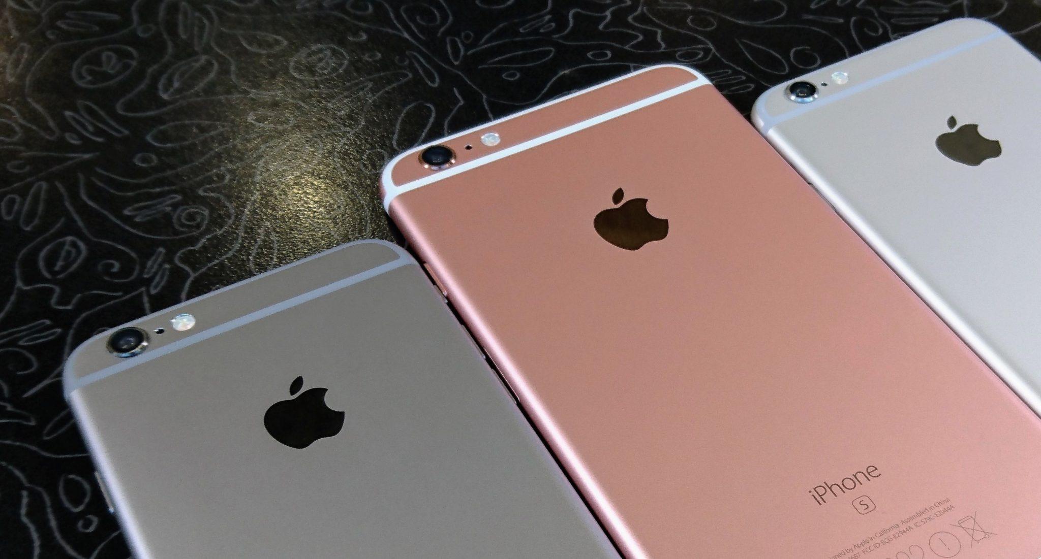 Nadcházející iOS 15 už pravděpodobně nebude podporovat iPhone 6s a SE