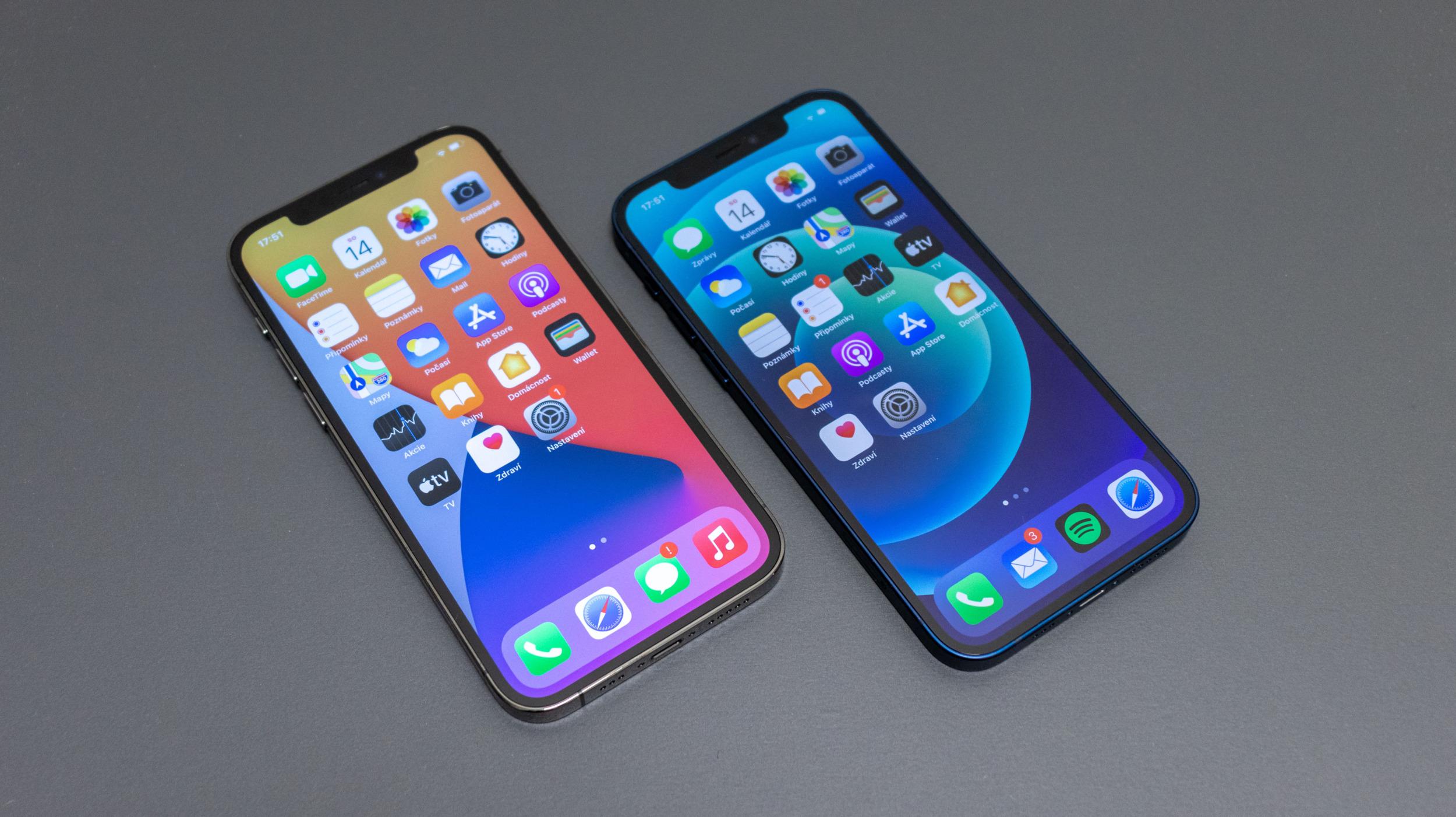 Podle DisplayMate má iPhone 12 Pro Max nejlepší displej v telefonech