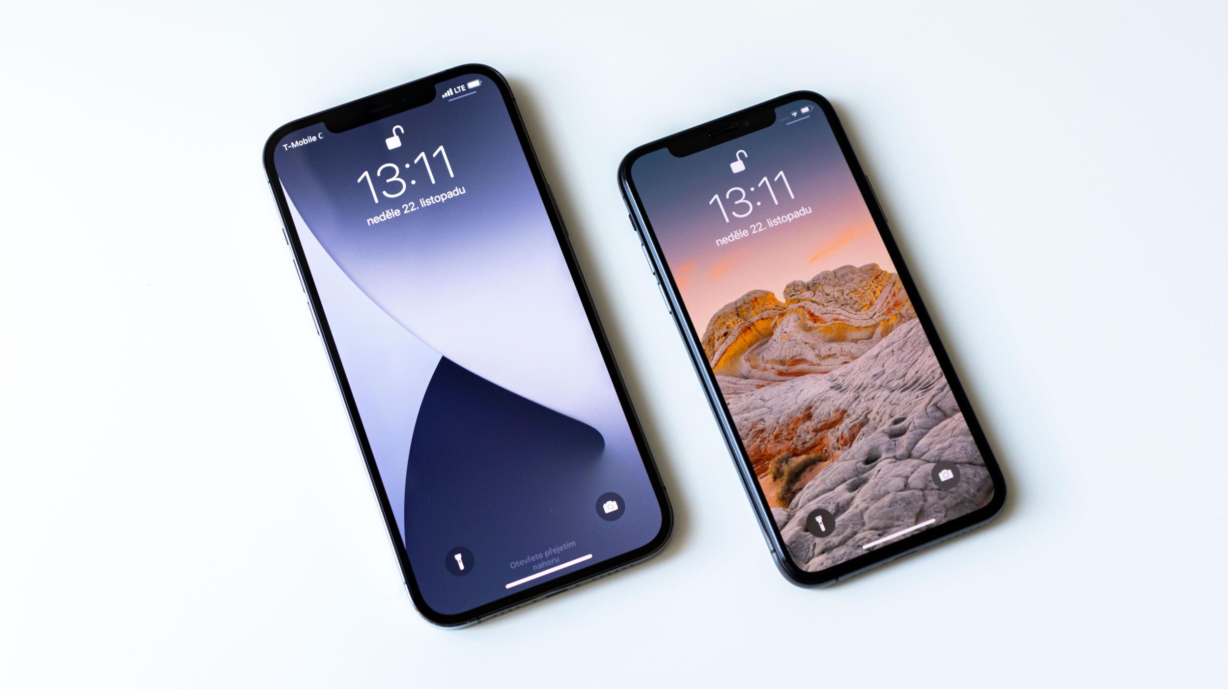 Face ID zřejmě u iPhonů zůstane, přesune se ale z výřezu pod displej