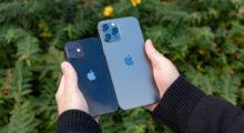 Celá řada letošních modelů iPhone 13 má dostat LiDAR senzor