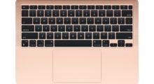 """Macy s M1 procesorem podporují WiFi 6, MacBook Air se dočkal """"nové"""" klávesnice"""