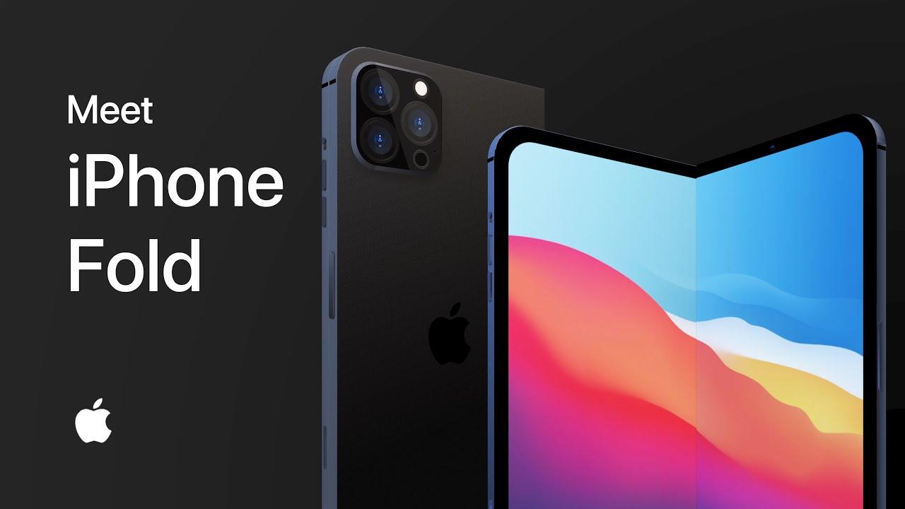 Apple údajně zaslal ohebný iPhone Foxconnu k testování, k představení dojde za dva roky