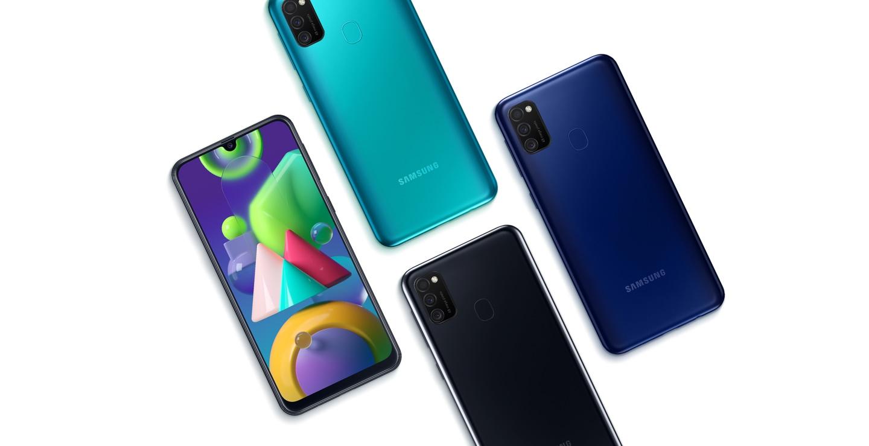 Samsung Galaxy M21s: lehce vylepšený Galaxy M21