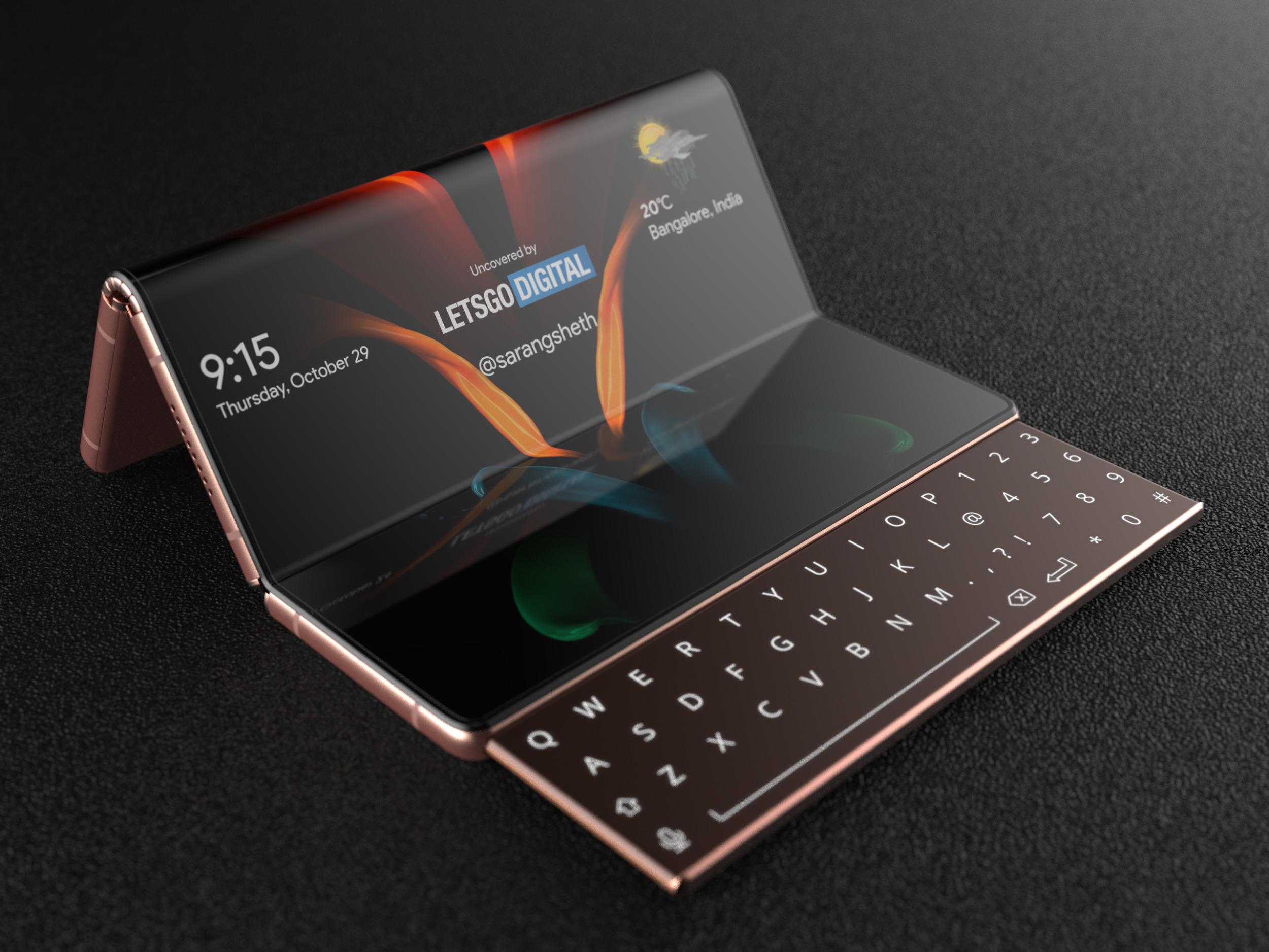 Samsung Display ukázal, čeho bychom se mohli dočkat