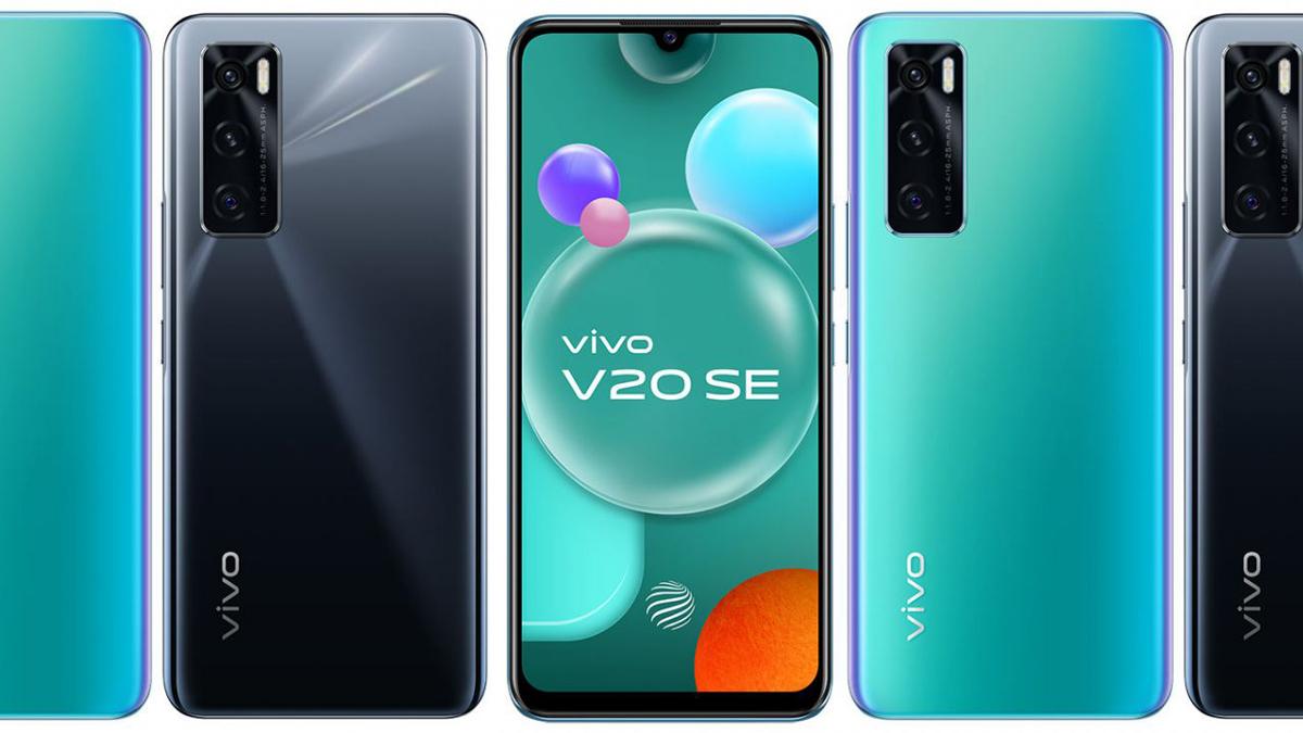 Vivo V20 SE je slušně vybavená novinka střední třídy