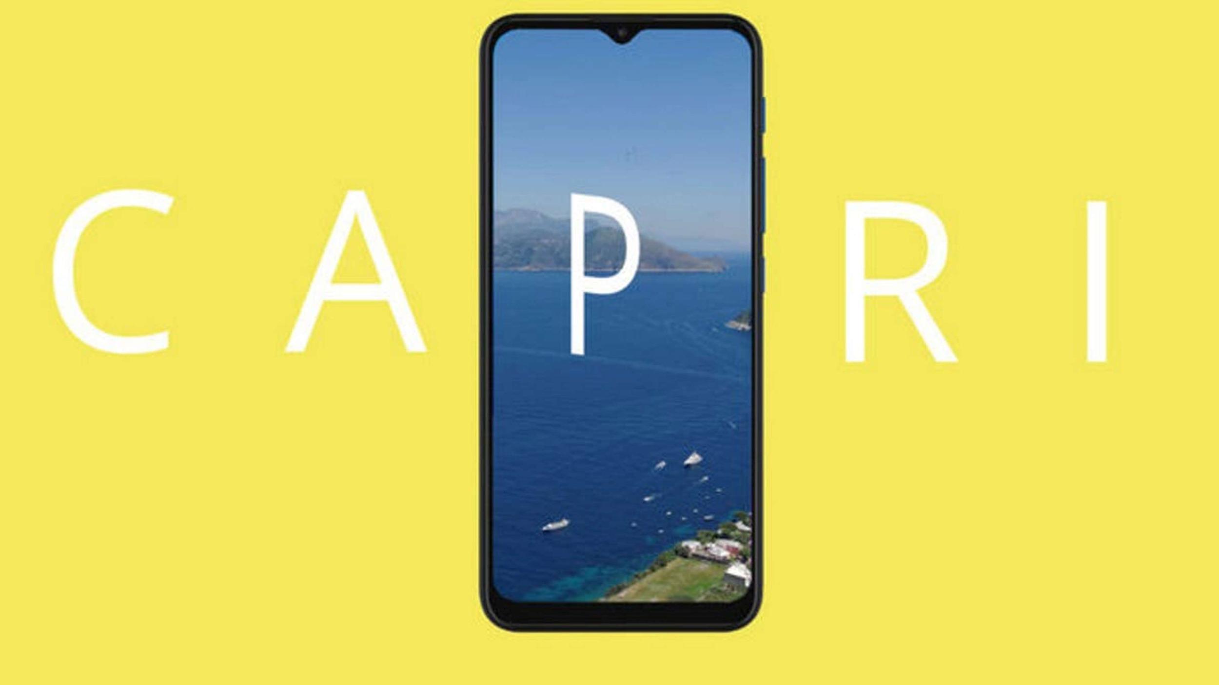 Motorola neuhlídala modely Capri a Capri Plus